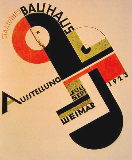 following Bauhaus Book
